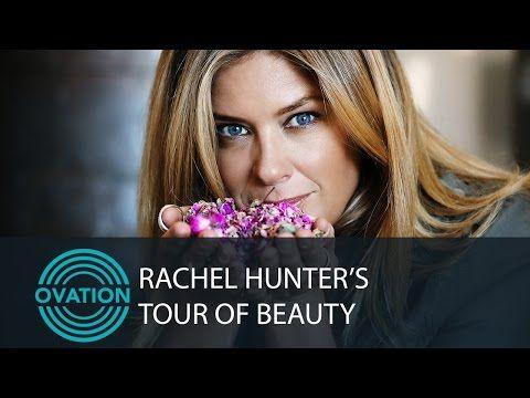 Rachel Hunter's Tour of Beauty Premiere Promo V2 - YouTube