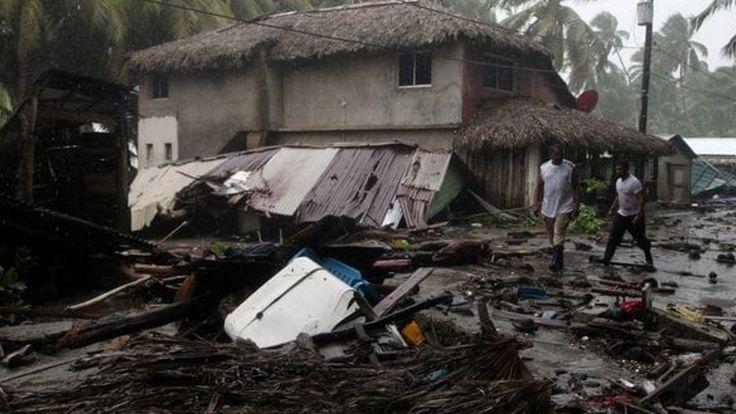 El Huracán Irma Ya Dejó 19 Muertos En El Caribe, Llega Hoy A Bahamas Y Sigue Rumbo A Miami