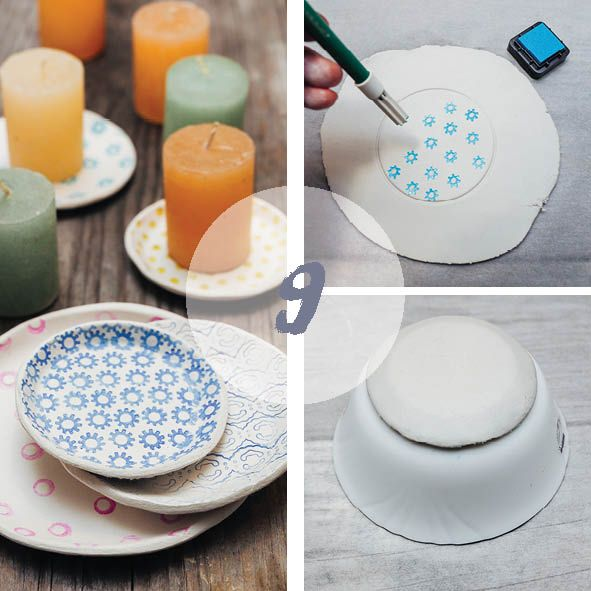 diy candle coasters