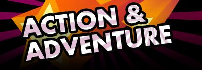 Adventure fiction