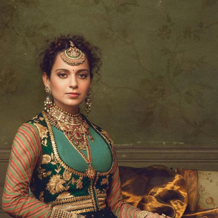Kangana Ranaut looks like a retro Bohemian princess in these inside pictures from Bazaar Bride