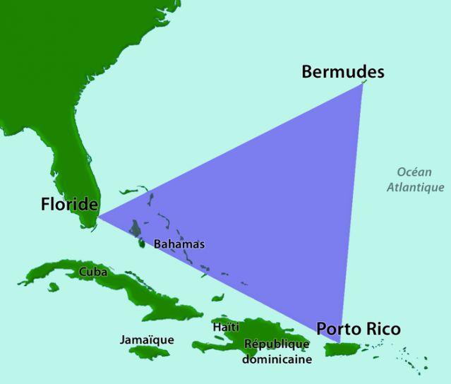 """On a peut-être enfin compris le mystère du """"triangle des Bermudes"""" / France Inter"""