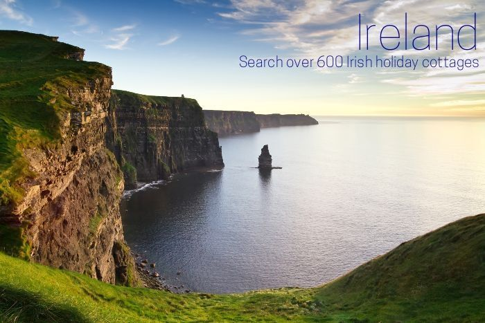 Looking for holiday inspiration in Ireland? Look no further than Remarkable Holidays and search hundreds of holiday cottages!