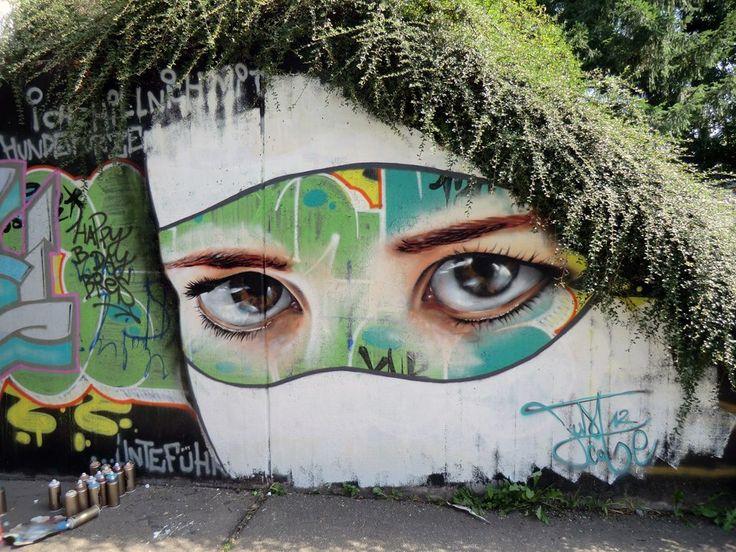 By Just Cobe in Runzmattenweg, Freiburg, Germany.