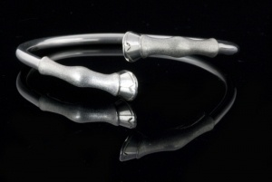 Horse Leg Bangle - County Equestrian Jewellers