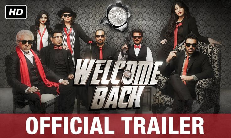 Welcome Back | Official Trailer with English Subtitles | Anil Kapoor, Na...