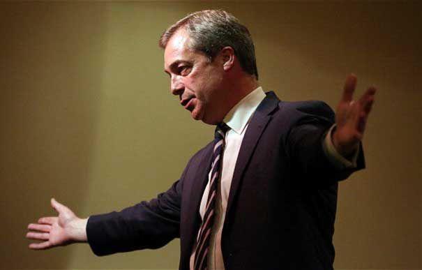 Nigel Farage ar putea reveni la conducerea UKIP,dacă nu există 'Brexit'