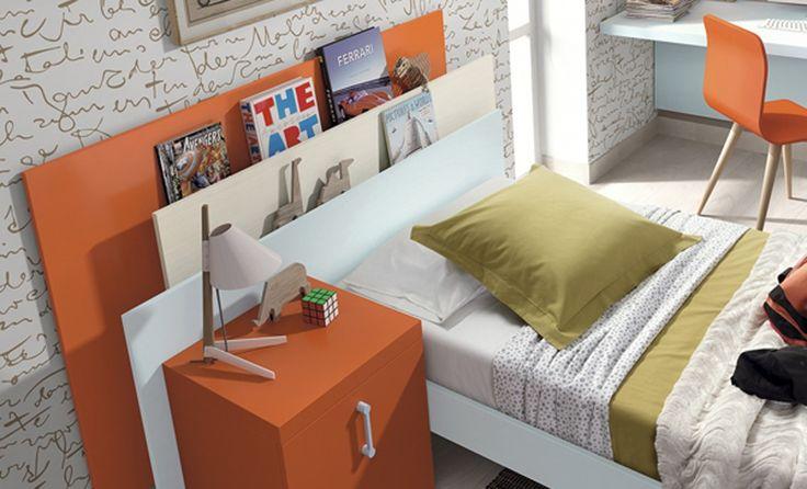 Ideas para la habitación de un adolescente. Descubre más en nuestra web