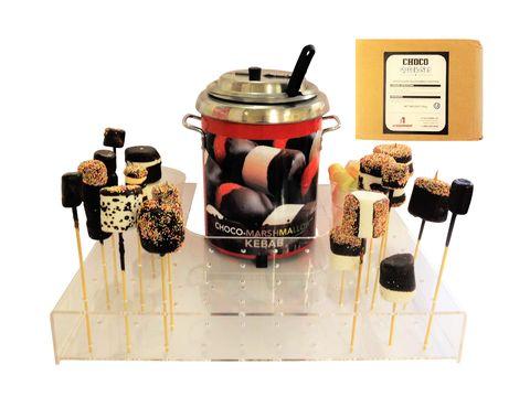 Choco marshmallow Kebab luxury system