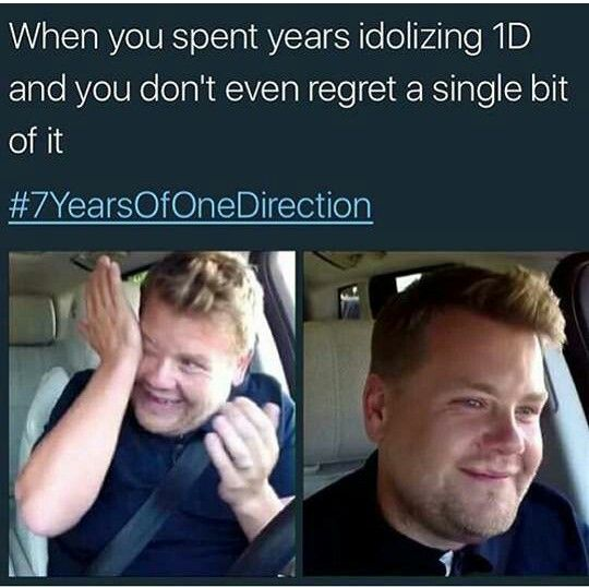 Never would regret a millisecond of being a Directioner❤️️✨