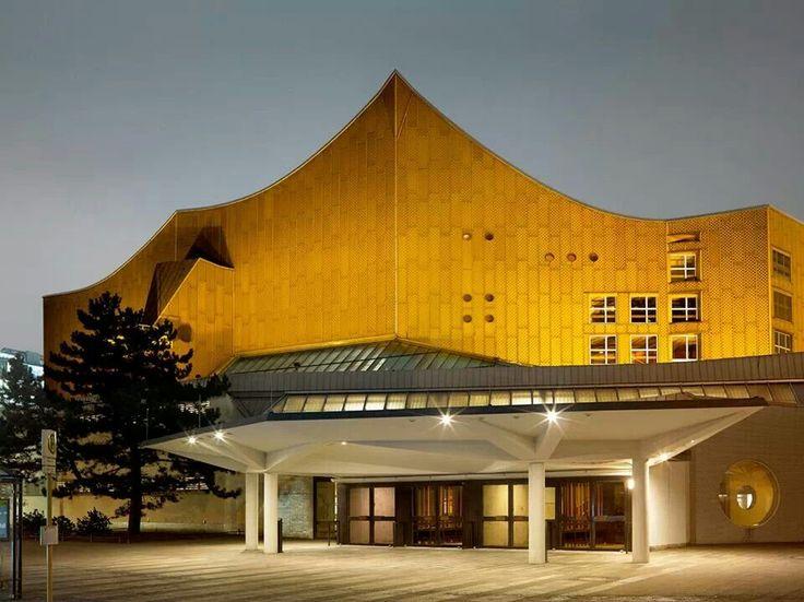 50 years Philharmonie Berlin