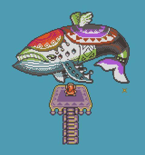 Link's Awakening DX - Game Boy - Kube