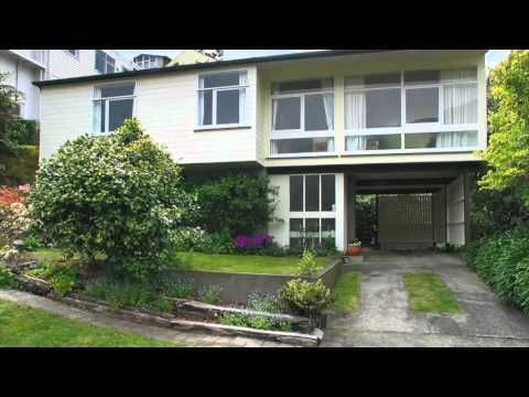 10 Bourbon Terrace, Karori - YouTube