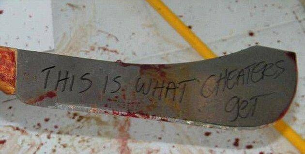 12 Cryptic and Chilling Messages Left at Murder Scenes