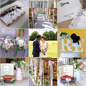 English Country Wedding by Cotton&beau. Wedding Planning & Styling