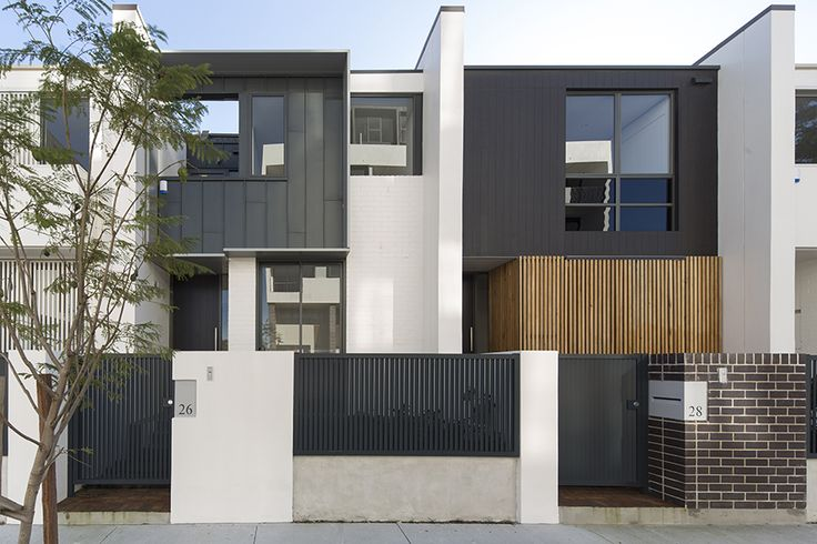 SJB | Projects - Ashmore Terraces