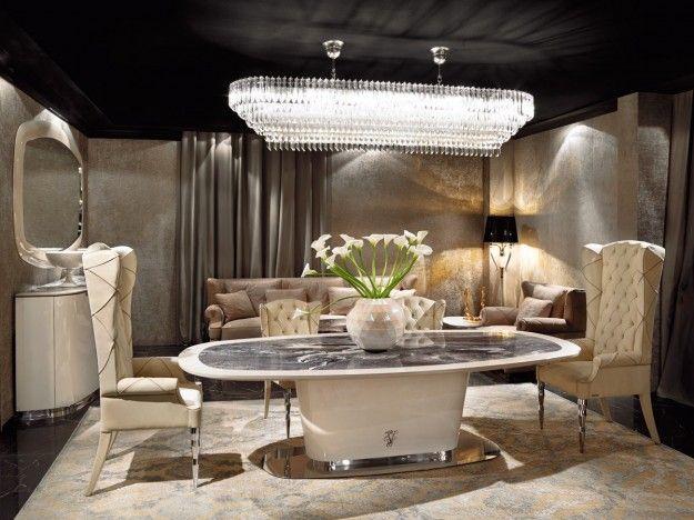 La casa di lusso secondo Visionnaire - Visionnaire conta ad oggi oltre 3000 articoli.