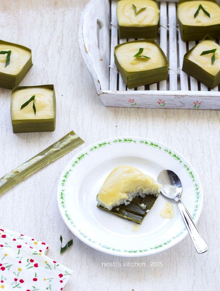 HESTI'S   KITCHEN : yummy for your tummy: Ketan Duren Lumer