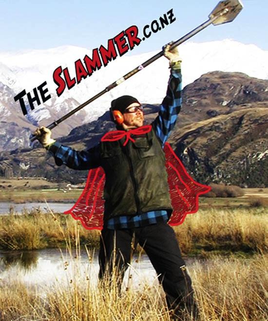 The Slammer Multi-Use Tool
