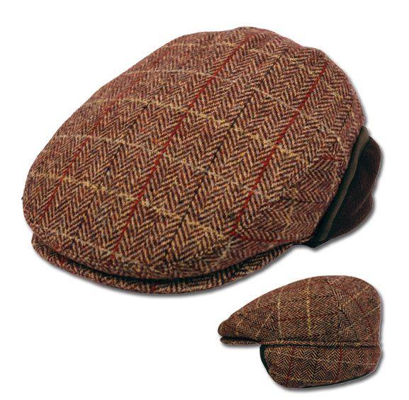New York Hat Club - FOUNDER Men's Winter Wool Lattice Flat Cap With Ear Flap , $21.99 (http://www.newyorkhatclub.com/founder-mens-winter-wool-lattice-flat-cap-with-ear-flap/)