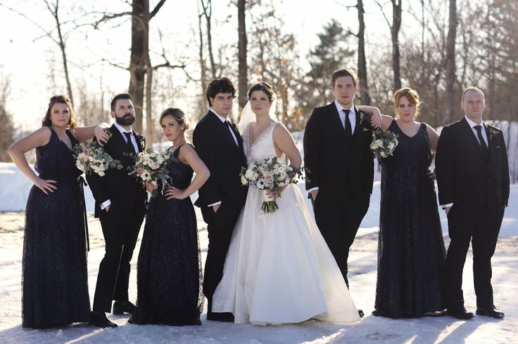 Wedding Photography - When Claudia and I met with Katherine + Jason last year about their beautiful winter wedding at Viamede Resort, we were so excited. We shot Katherine + Ja - Kawartha Lakes, Kawartha Lakes Wedding Photographer, Rustic Resort Wedding, Toronto Wedding Photographer, Viamede Resort, Winter Wedding, York Region Wedding Photographer