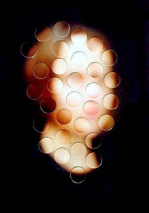 Jean Faucheur ~ deconstructed photo via Faucheur/Photographies