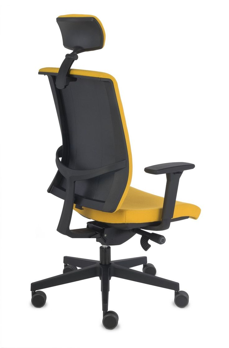 Fotel biurowy Level BT HD Grospol mix tkanin Biokominki,Grille ogrodowe,Drzwi, Podłogi,Meble,Dekoracje