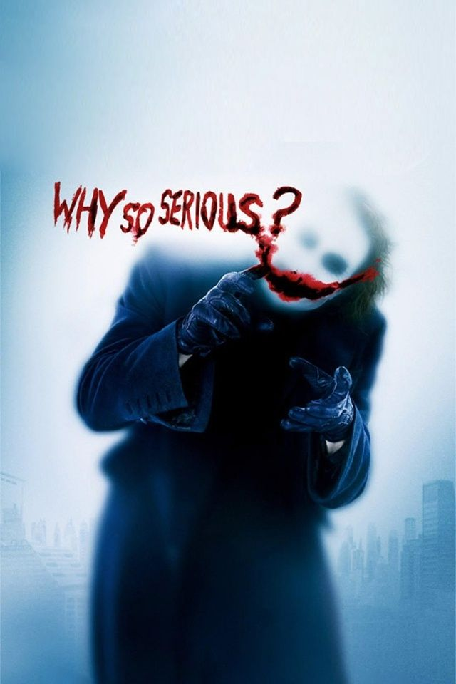 Wallpaper Iphone Joker Hd