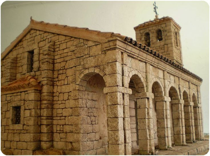 Iglesia de Valverde del Majano (Segovia). Colección particular