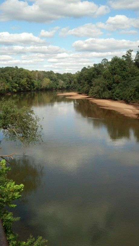 Ocmulgee River Amerson Water Works Park