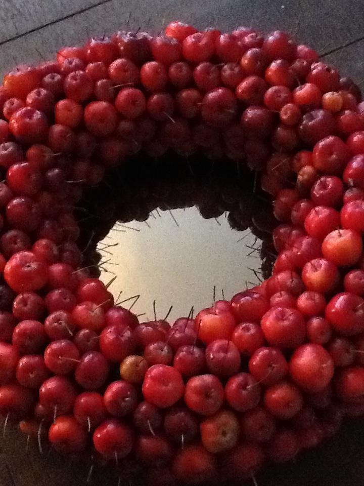 Ongeveer 400 appeltjes en saté prikkertje