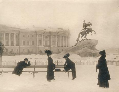 19th century St. Petersburg, Russia