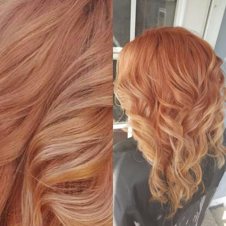 Rose Gold Isn39t Just For Your Jewlery Hairinspo Via