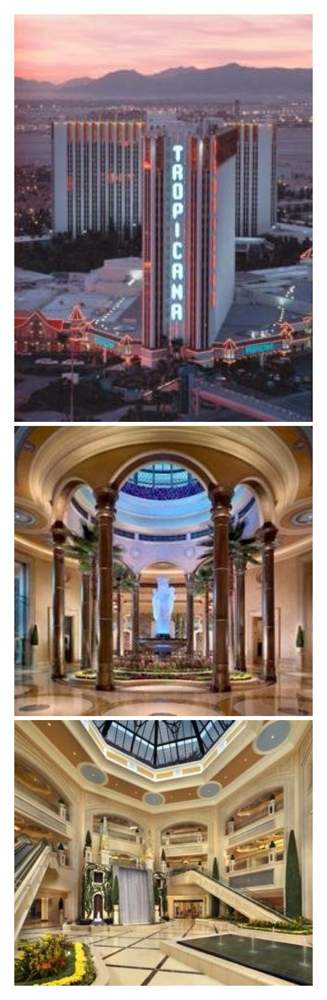:The Tropicana Hotel/Casino - Las Vegas Nevada