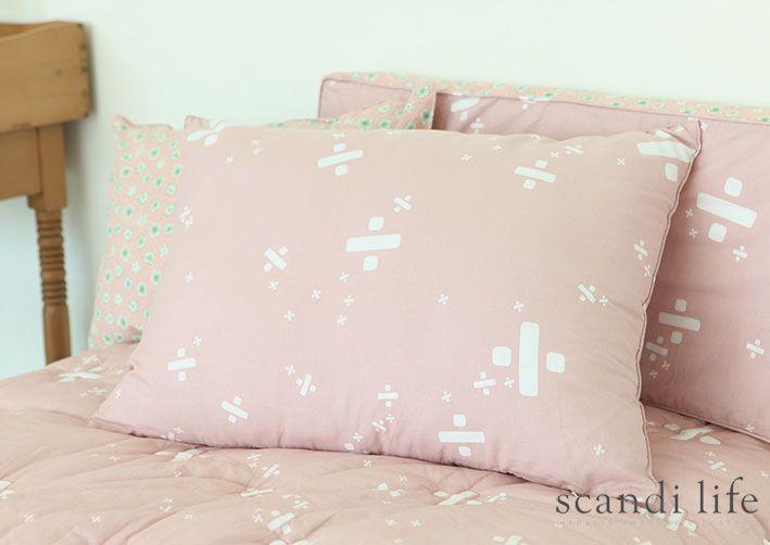 베개, 예쁜베개, pillow, bedding, Scandi Life, Densfinn, simple interior, scandinavian,북유럽, 북유럽 인테리어, 북유럽 침구