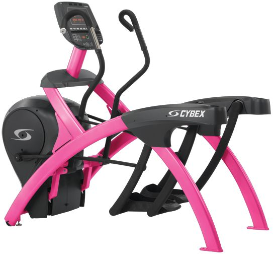 The Arc. I use this at Planet Fitness & would LOVE to have this 1....... It's PINK!