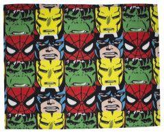 MARVEL COMICS ~ Fleece Blanket
