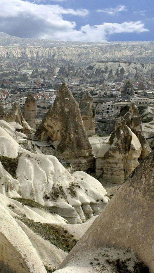 Goreme, travel, Cappadocia, Turkey=  A fascinating, unique part of the world.