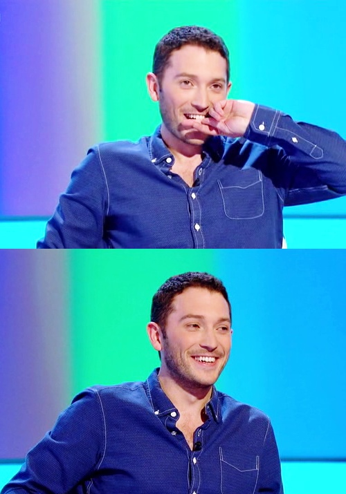 Jon Richardson. can't believe I forgot about him as well. one of the most attractive/adorable comedians ever. seriously.