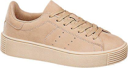 Sneaker von Graceland in beige - deichmann.com