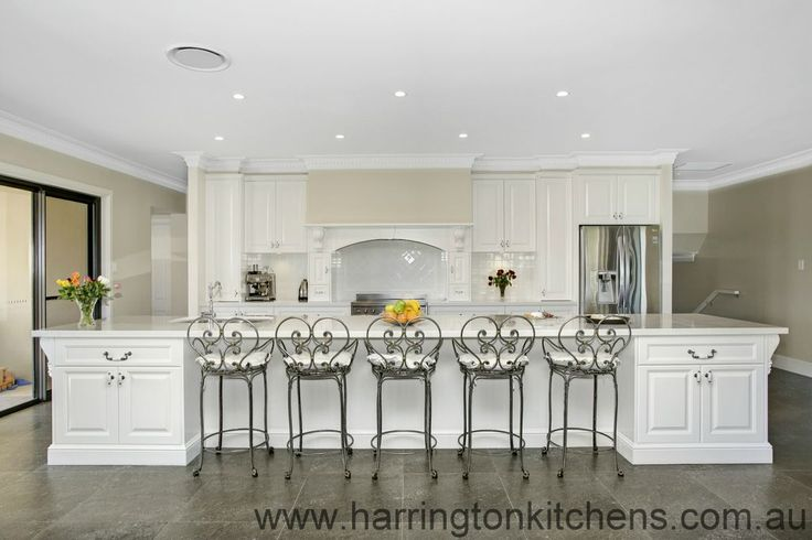 French Provincial Kitchens | Harrington Kitchens