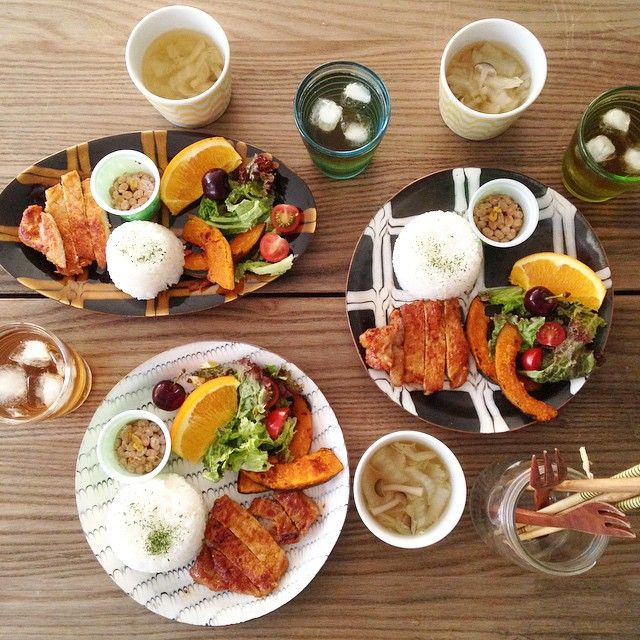 """「[6月4日]世界中のワンプレート朝食が味わえるカフェ""""hanami""""表参道にOPEN!」に含まれるinstagramの画像"""