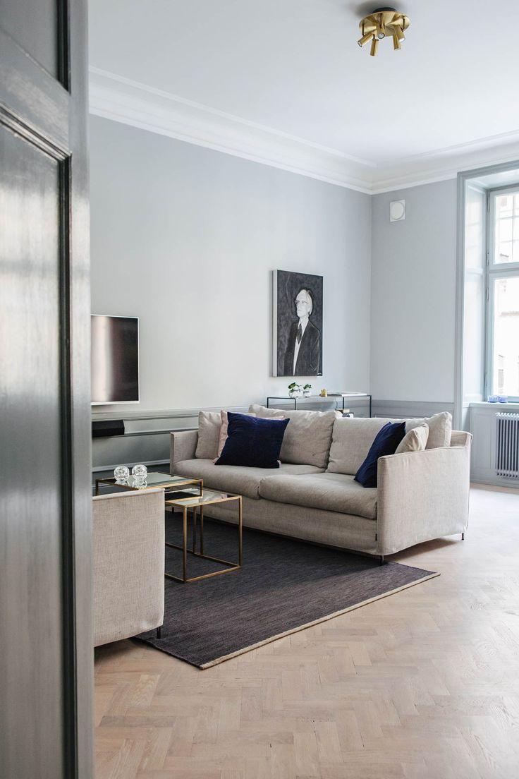 25 beste idee n over witte muren op pinterest foto muren fotowanden en witte kamers - Betegeld wit parket effect ...