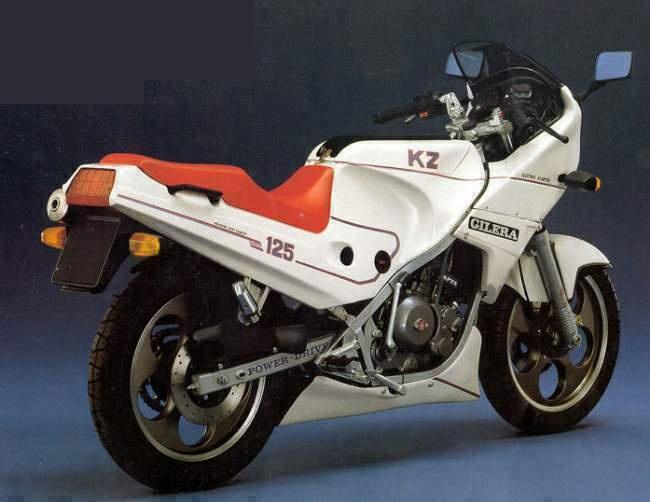 KZ 125, 1986