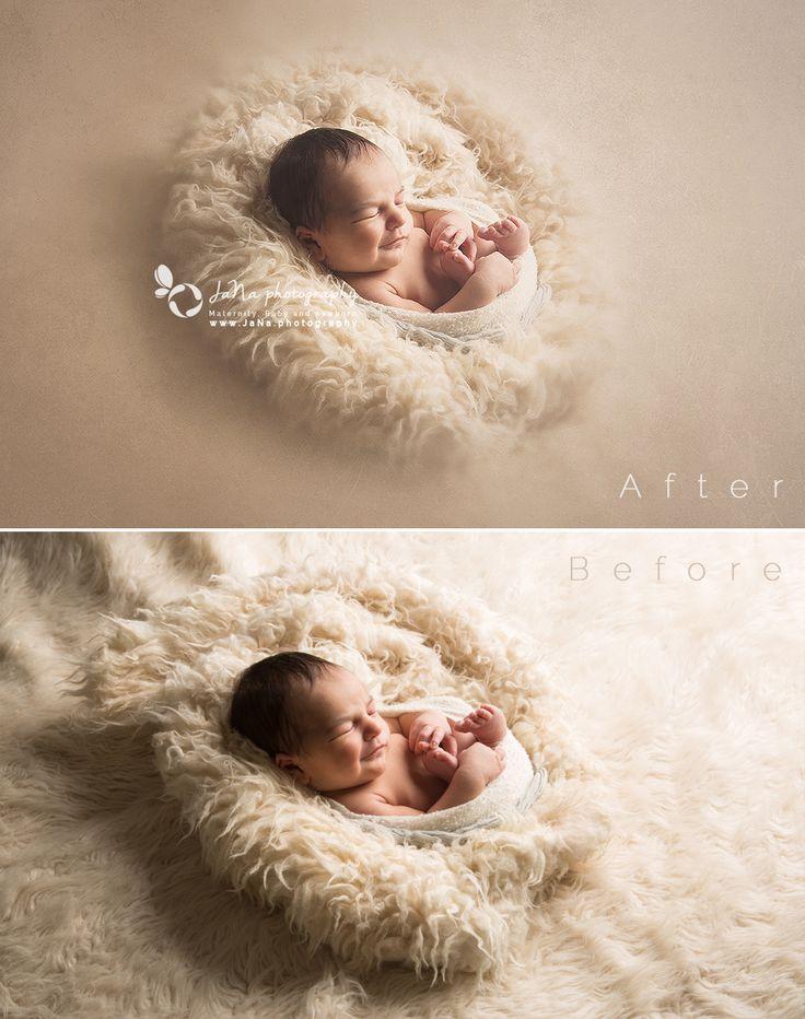Vancouver newborn photographer- jana photography. #Vancouver  #janaphotography #newborn #photoshop #edit