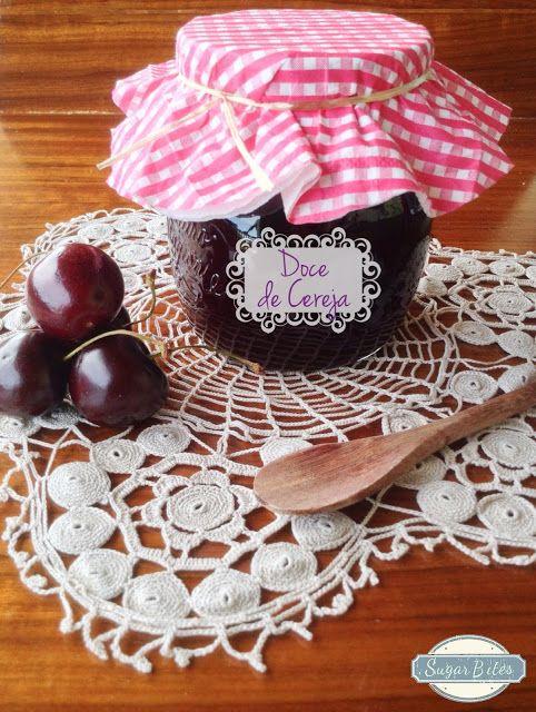 Sugar Bites: Doce de Cereja