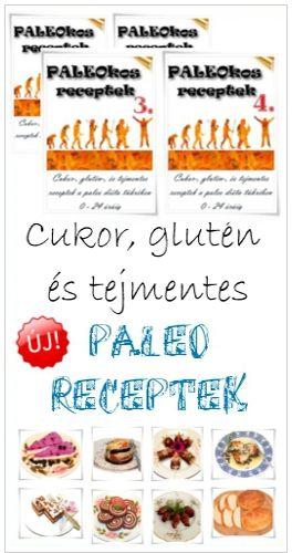 paleo receptek
