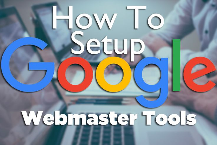 How to Setup Google Webmaster Tools a step by step tutorial with screenshots