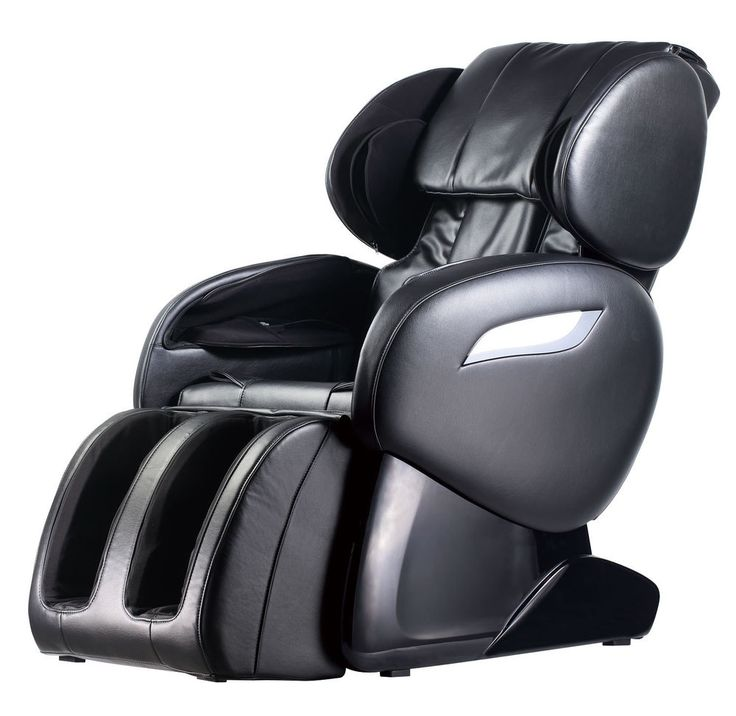 New Electric Full Body Shiatsu Massage Chair Foot Roller Zero Gravity w/Heat 55 #BestMassage