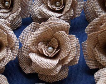 Decorazioni di nozze 3 grande 45 fiore di di TheLittleThings4You